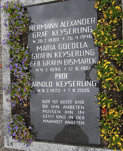 keyserling_grave